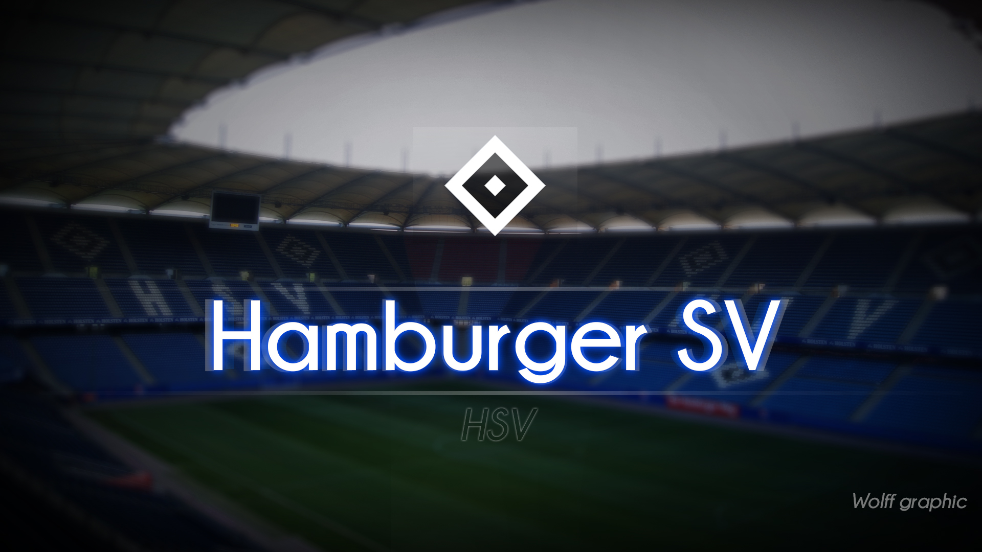 Hamburger SV: Hamburer SV Wallpaper By Wolff10 On DeviantArt