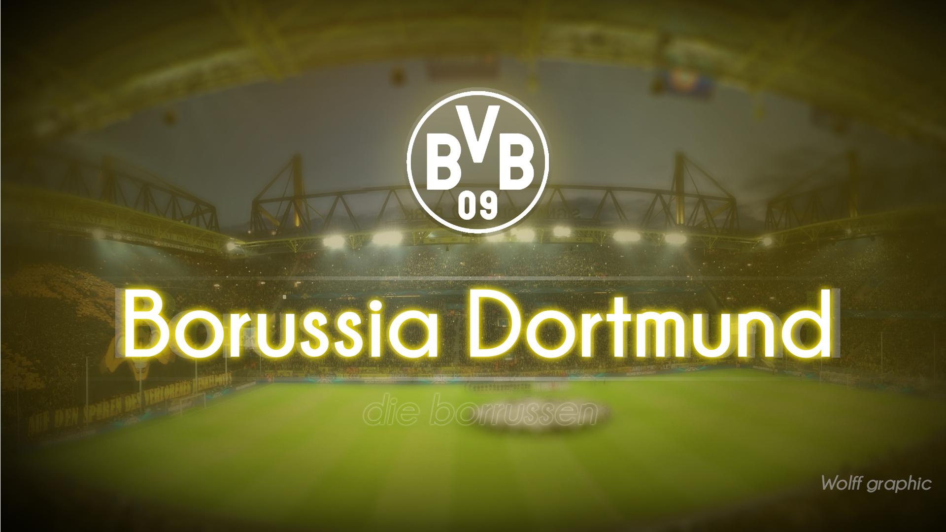 Borussia Dortmund Wallpaper By Wolff10 On Deviantart