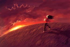 Embrace the sky by auramante