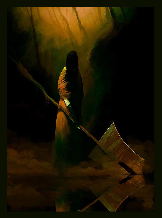 Drow slayer by auramante