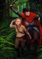 comm: adventure time by littleulvar