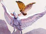 comm: winged