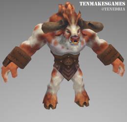 League of Legends Re-textured Skin