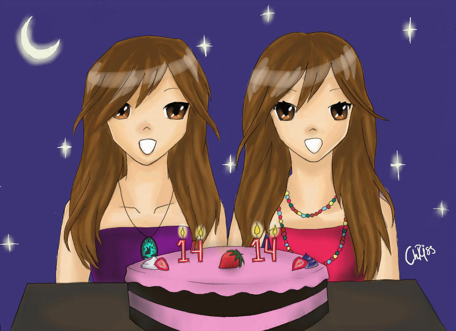 Happy Birthday Wishes For A Twin Sister Archidev