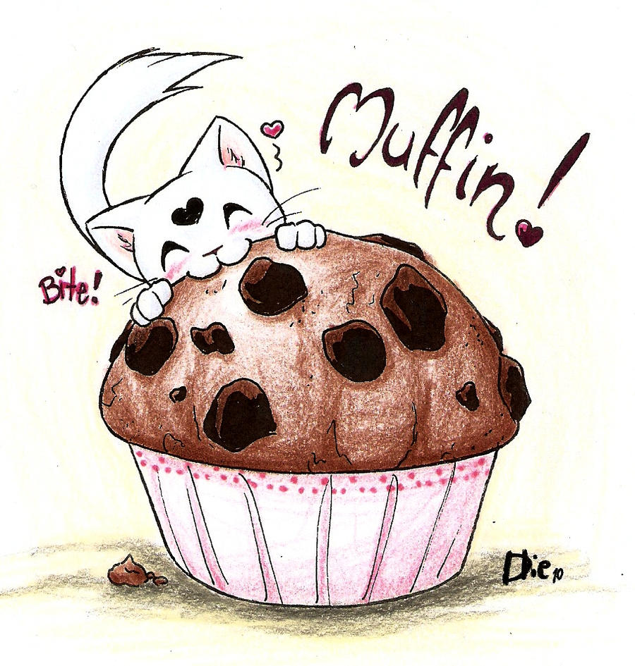 I love Muffin by Dlie