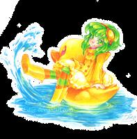 Splish Splash by Dlie