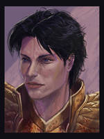 Sarafan High Inquisitor Raziel by SpectralJin