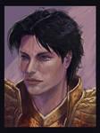 Sarafan High Inquisitor Raziel