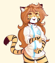 Flora from Twokinds by TheShadowRam