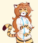 Flora from Twokinds
