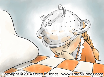Pastafarian by K-B-Jones