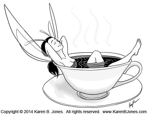Coffee Break by K-B-Jones