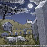 Cemetery 500 by K-B-Jones