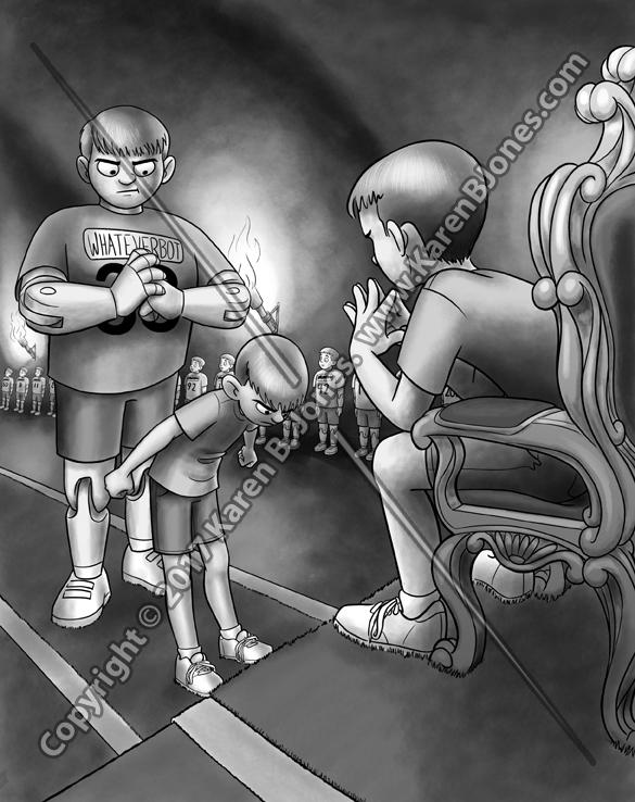 The Genie Loophole - Chapter 10 by K-B-Jones