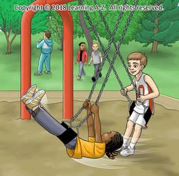 Standing Up to the Bullies - Image 4 by K-B-Jones