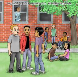 Standing Up to the Bullies - Image 9 by K-B-Jones