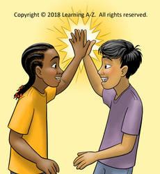 Standing Up to the Bullies - Image 11 by K-B-Jones