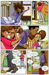 Kissing Story Sample by K-B-Jones