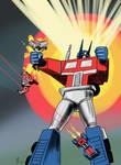 The Transformers 1 Marvel Comics