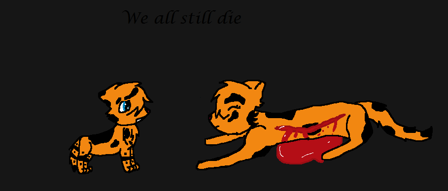 We All Still Die by Mint-Apples