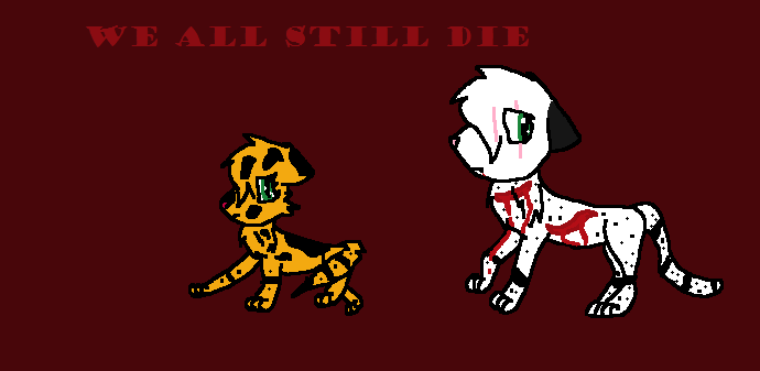 We All Still Die- Part 2 by Mint-Apples