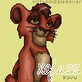 Kovu Pixel by xPaintedPerfection