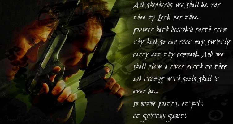 Boondock Saints By Gr YFire