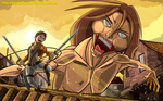 Attack On Titan by mygamecrashed