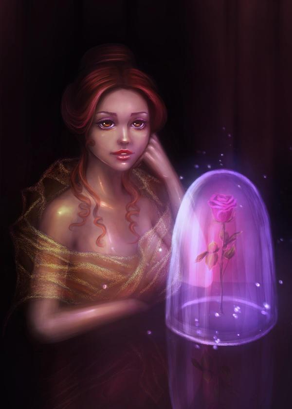 Belle by Mashaeorso
