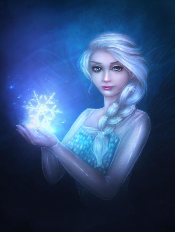 Elsa by Mashaeorso
