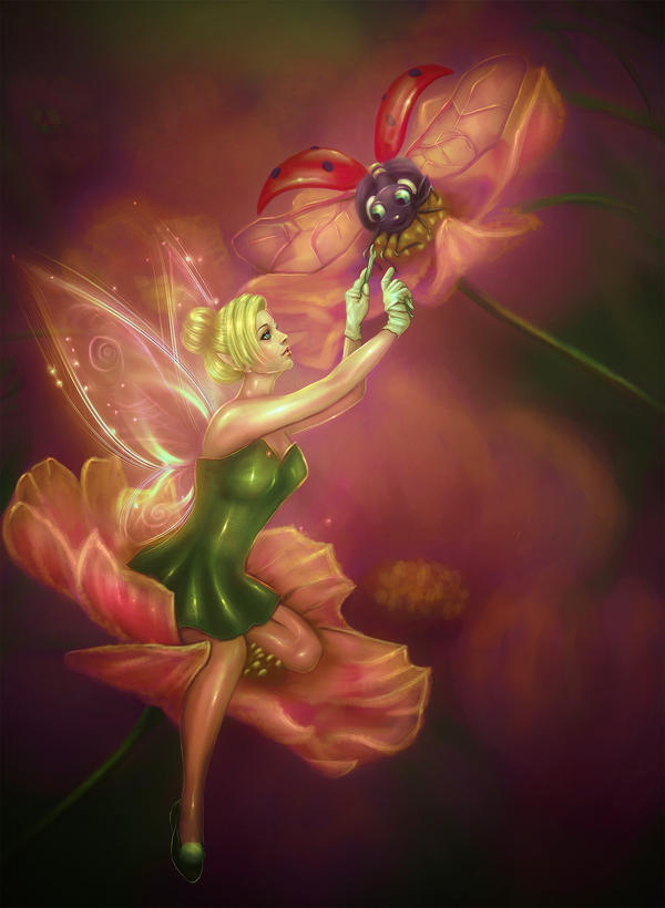 Tinkerbell by Mashaeorso