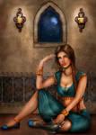 the genie Chandra