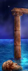 Atlantis WIP by crayonmaniac
