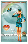 Moe Airlines poster