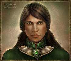 The Elven Lord by crayonmaniac