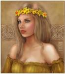 Daffodil dream by crayonmaniac