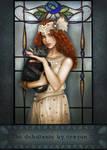 Art Nouveau series 4 - The Debutante