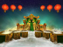 Jade emperor game - throne in the sky