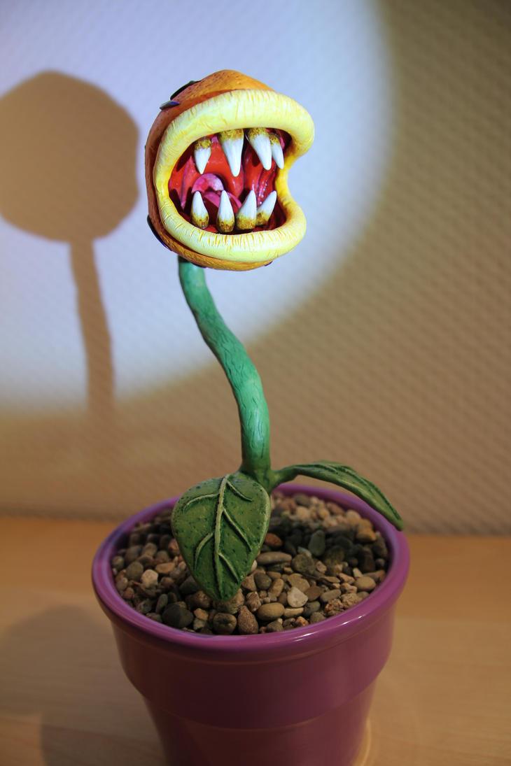 Carnivorous Plant by dhomochevsky-art