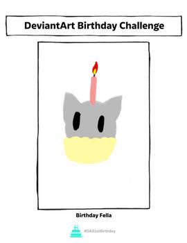DA birthday!