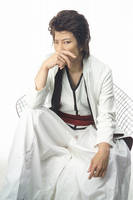 Sousuke Aizen .6 by tatsumiinui