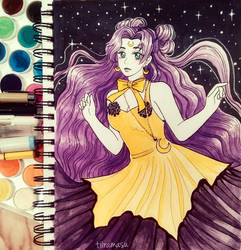 Luna Artemis And Diana On Forgottensenshiclub Deviantart