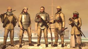 The Desert Kingdom Alliance