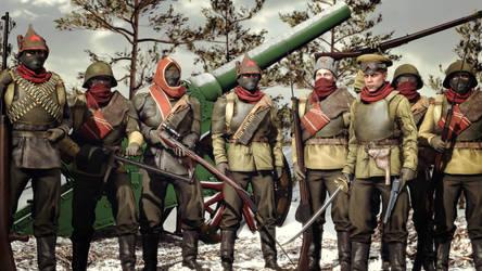 Helkovan Royal Army