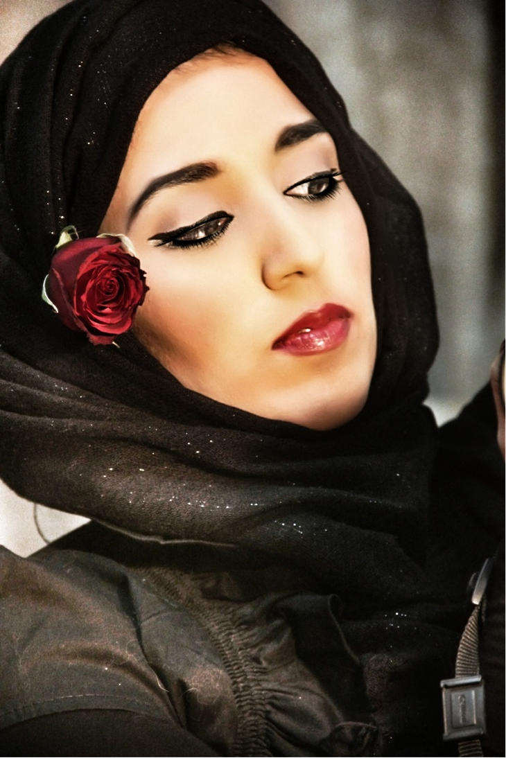 Dark Rose by R3JA