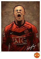Rooney by saktiisback