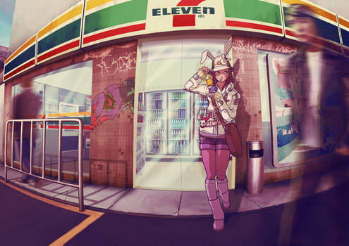 at 7Eleven