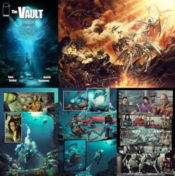 The Vault #1 by saktiisback
