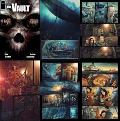 The Vault #3 by saktiisback
