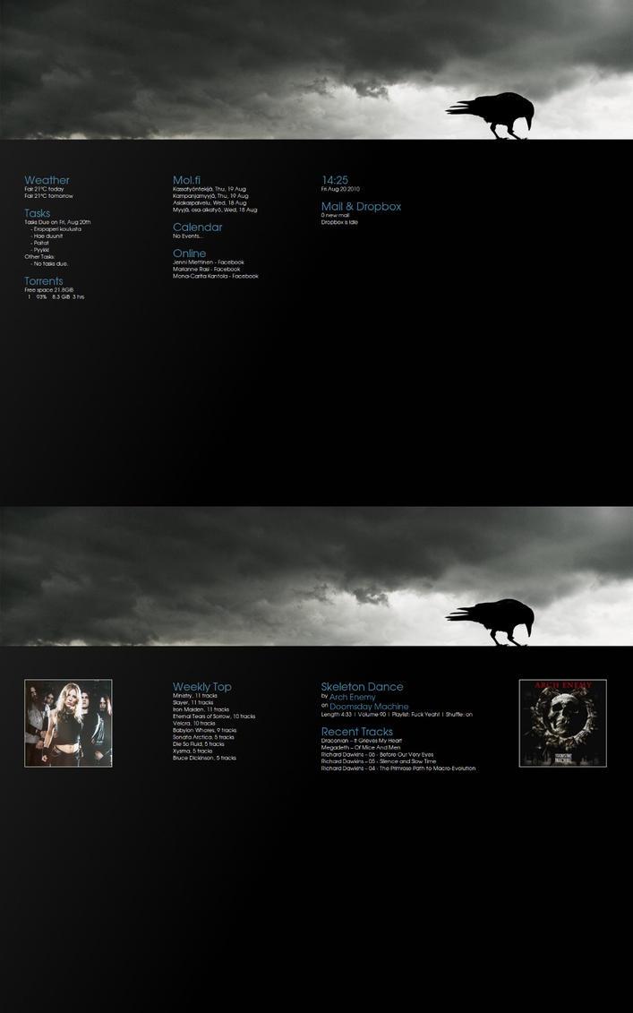 Storm by Suovainaja